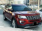 Zero Accident Agency Maintained Ford Explorer 2016 GCC Specs..