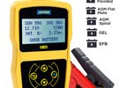 12V Car Battery Load Tester Analyzer Cranking Charging System Test CCA100-2400