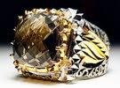 خاتم الماس  صياغه سجادي