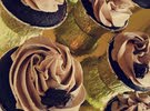 كب كيك chocolate  muffin