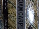 Foam carpet soft touch