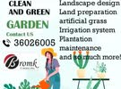 landscaping and Garden Maintenance