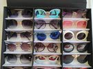 بكس نظارات عدد 18 نظاره ماركه درجه اولى