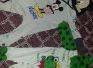 ثياب بيبي من الصفر إلى ثلاث شهور السعر طقم واحد 20 الف