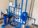 محطة تحلية وتنقية مياه الآبار والبحار مضمونة 100%