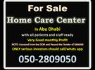 Home Care Center for Sale