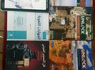 كتب جامعية واخرى غير جامعية للبيع