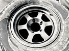 """17"""" Tyres With Rays Volkracing"""
