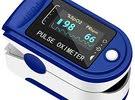 جهاز قياس نسبة الاوكسجين و دقات القلب