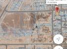 مباشر  صحنوت الشماليه  مربع د الشمالي  وسطيه رقم القطعه 4149  مساحه 600 متر  على