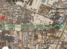 قطعة ارض في الكريميه طريق الارصاد الجوي 368 متر