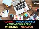 Design Classes (Animation, Motion Graphics, Web Design, Coding)