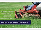 garden maintainance and landscapes