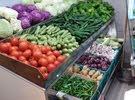 مندوب لتوصيل جميع الخضروات والفواكه للمحلات
