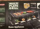 Electric Multi Plate Grill - BBQ