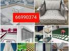 carpet sofa wallpaper grass curtain new