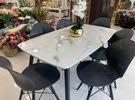 طاولات سفرة رخام