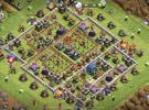 للبيع قرية clash of clans