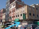 عمارة ركن تجاري في المنصورة