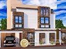 للبيع ارض سكنية مساحة 5200 قدم بمنطقة المنامة حوض 9 - عجمان KBH
