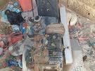 مكينة جز وتقليم العشب ( بنزين )