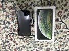 للبيع ايفون اكس اس 512 جديد لسه فتره الضمان 8 شهور2100
