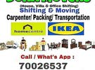 Doha moving services call 70026537