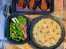 وجبات موظفين وطبخات جاهزة