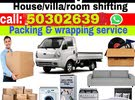 house shifting moving carpenter service