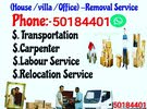 We do Less Price Professional Moving Services Shifting House/Villa