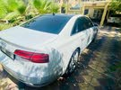 Audi A8 L V8 Twin Turbo GCC Fully maintained