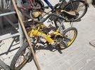 دراجه للبيع لعمر 10 سنوات حتى 14 سنه