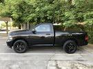 Dodge ram black edition (5.7L v8)