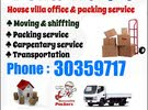 Professional Doha Movers Packers Carpenter available