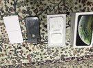 ايفونxs (عادي) جديد 512 جيجا في حاله الضمان باقي 7 شهور التلفون بكل مشتملاته