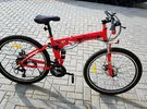 دراجه هوائيه استعامل شهر واحد فقط