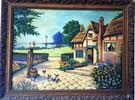 لوحات فنية فخمة