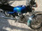 دراجة نارية للبيع