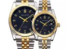 couple watches with waterproof