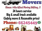 House Villa office shafting Carpenter furniture moving remove pickup services