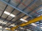 2 PCs available  Demag (Germany) 5 ton Overhead crane hoist  Width 24 meters BD