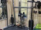 cable exercise machine جهاز تمرين كيبل