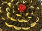 كبه سوريه للبيع الحبه مئة فلس مكدوس ورق عنب محشي تبوله أجمل الاكلات السوريه