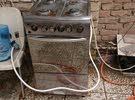 سخان +طباخ للبيع السعر  الاثنين 125