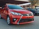 Toyota Yaris 2016 Full Option GCC