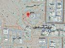 ارض سكني تجاري العامرات مدينة النهضة مربع 5/1 سوبر كورنر وممتازة للبناء
