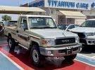 Toyota Land Cruiser pick up  4.0 v6 petrol GCC