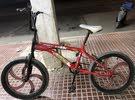 دراجة BMX مستعمل السعر 130 وقابل للتفاوض . للتواصل واتس :