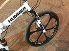 Hummer folding bike