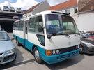 Toyota coaster Bus 30 seat. تويوتا كوستر باص 30 مقعد